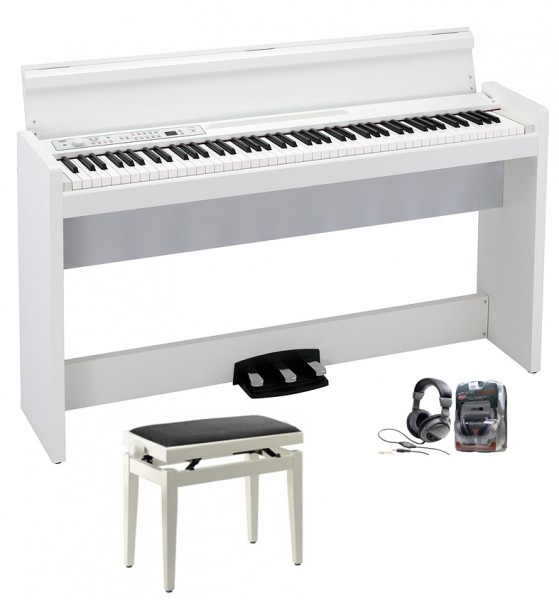 Korg LP-380 WH Set