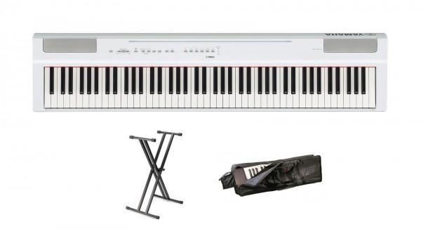 Yamaha P-125 WH Set
