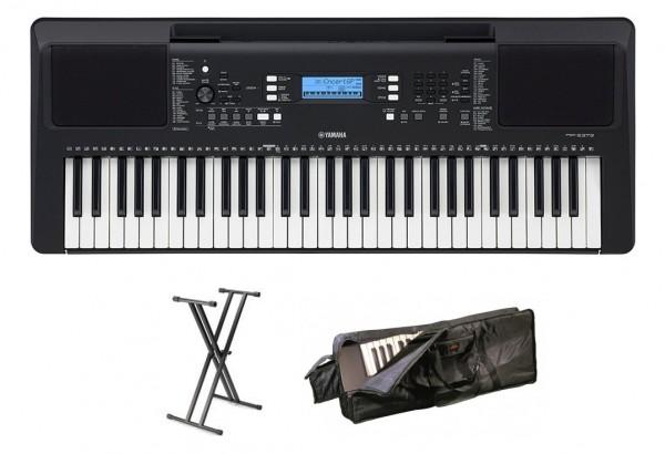 Yamaha PSR-E373 Bundle Set
