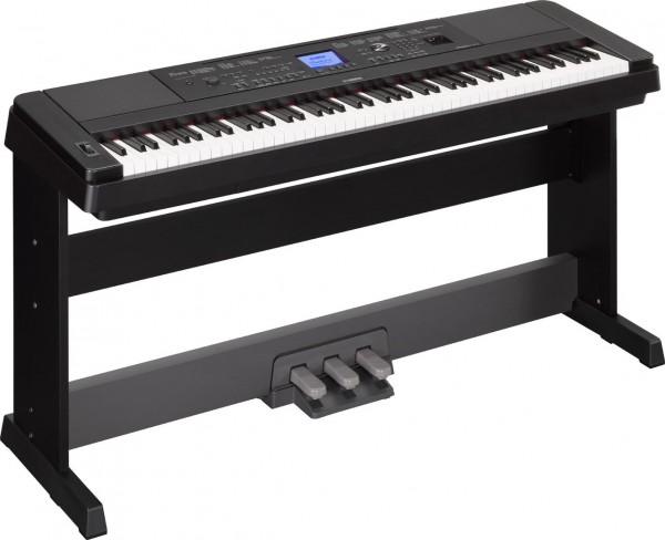 Yamaha DGX-660 B Set
