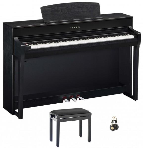 Yamaha CLP-745 B Bundle Set