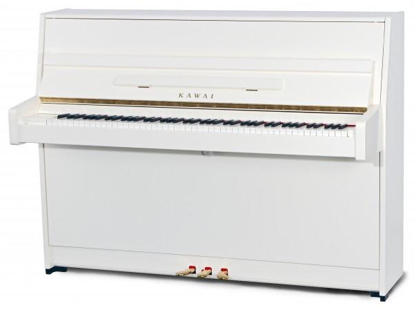 Kawai K-15 weiß poliert
