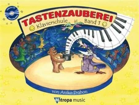 Klavierschule Tastenzauberei 1