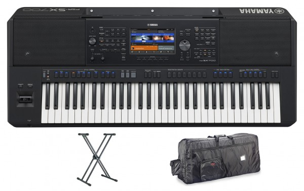 Yamaha PSR-SX700 Set