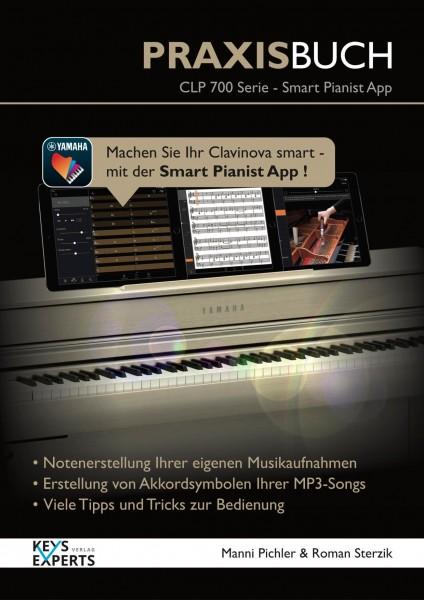 Praxisbuch Yamaha CLP 700 Serie