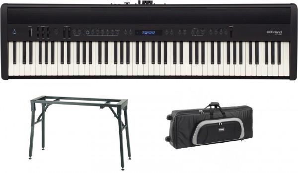 Roland FP-60 BK Premium Set